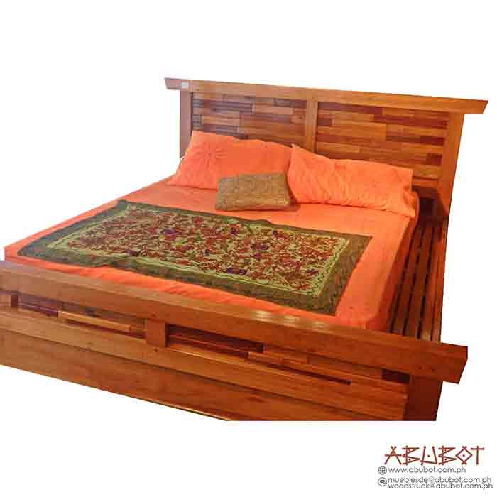 Bed King Parquet