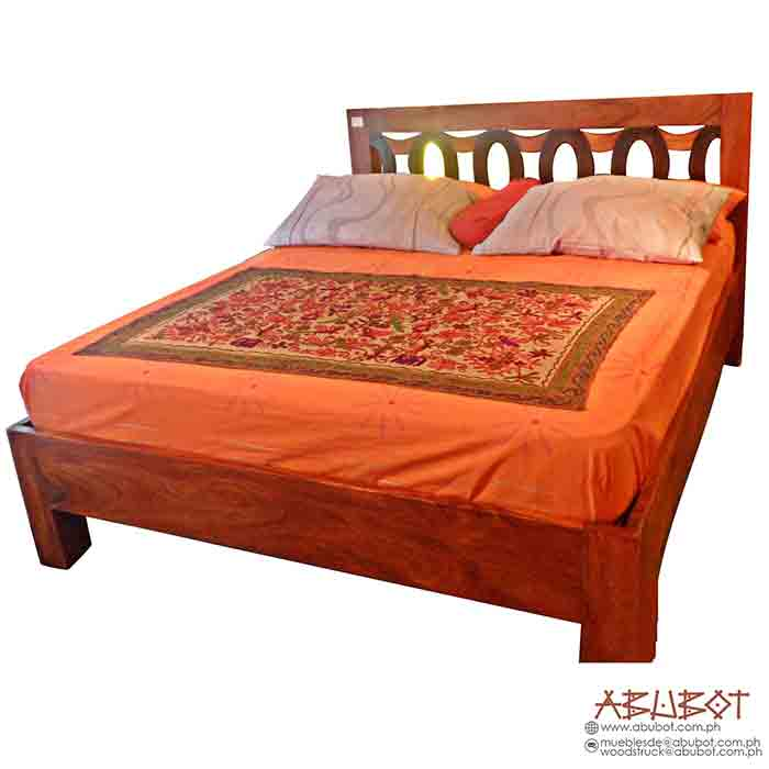 Bed Queen Oval Design