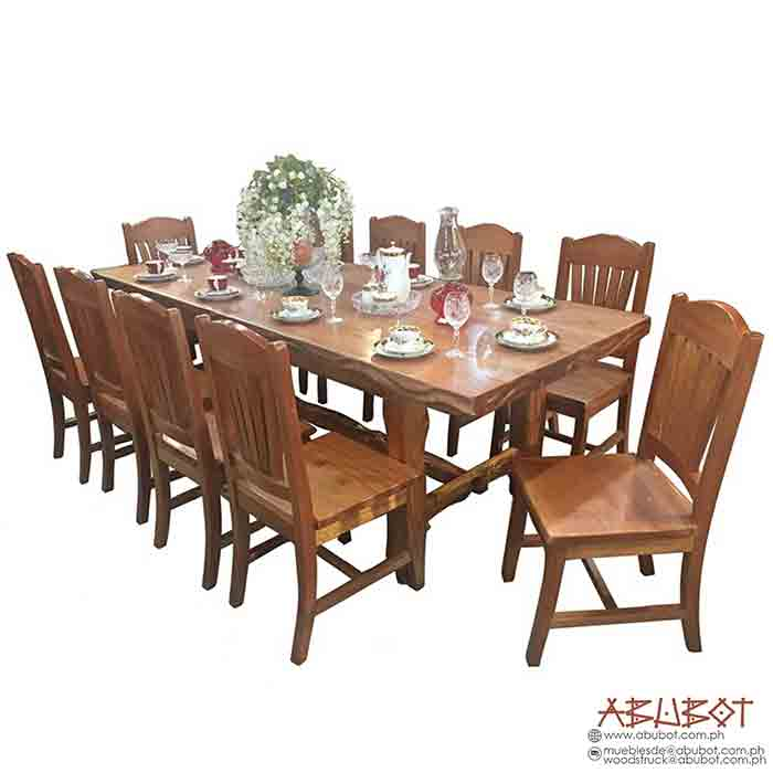 Dining Set, 10 Seater