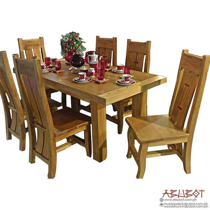 Dining Set, 6 Seater Formal