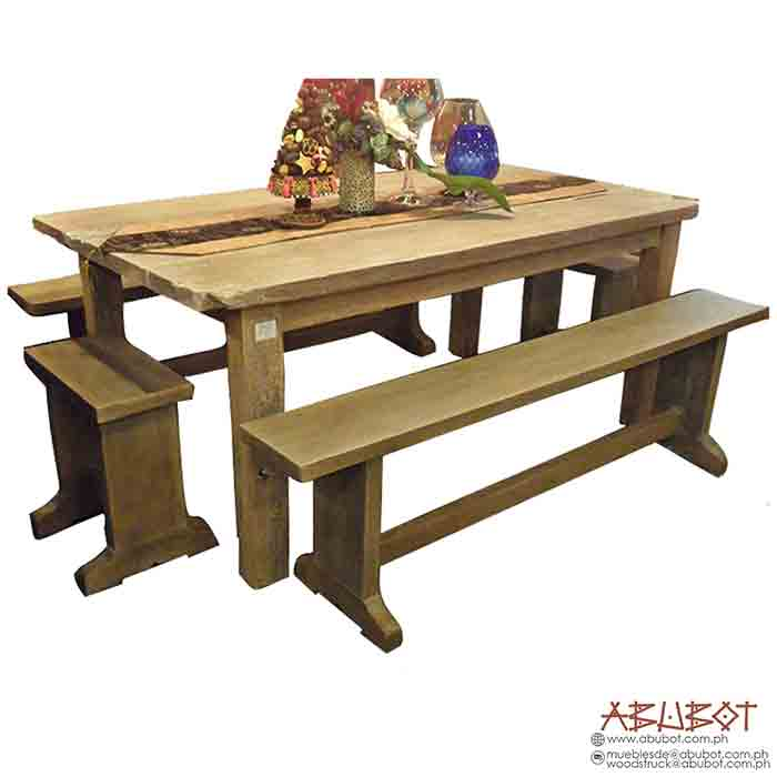 Traviesa Dining 6 ft w/ Bench