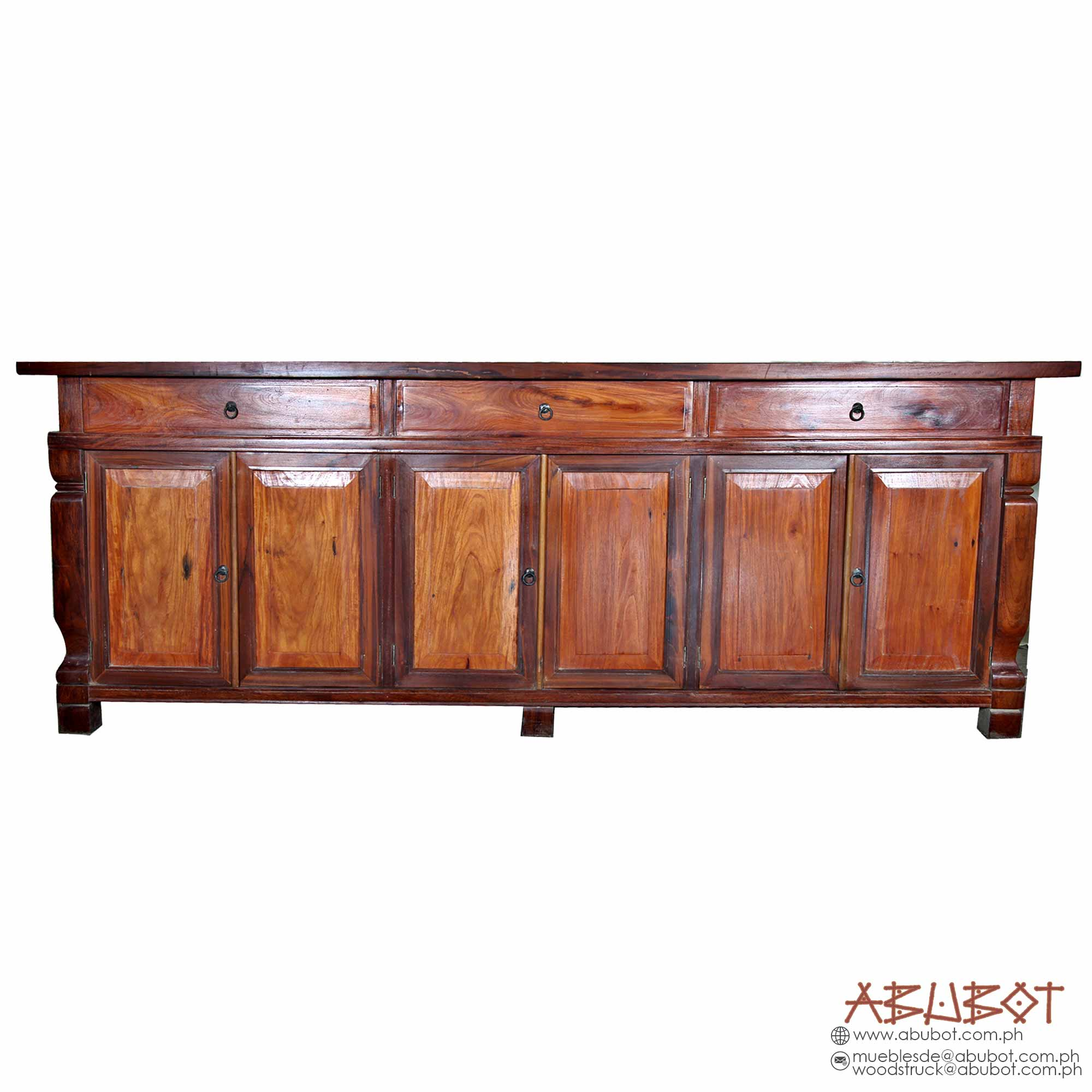 Buffet Cabinet 8ft
