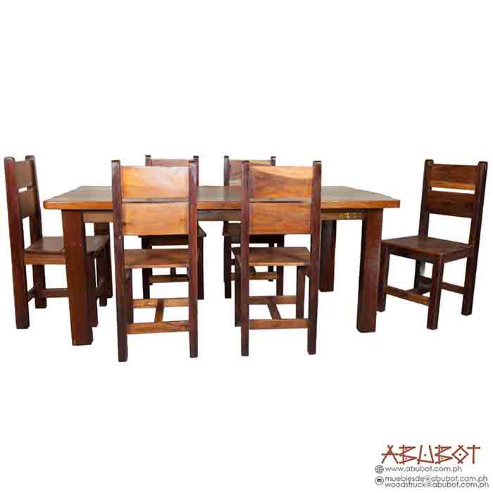 Dining Set 6 seater Traviesa