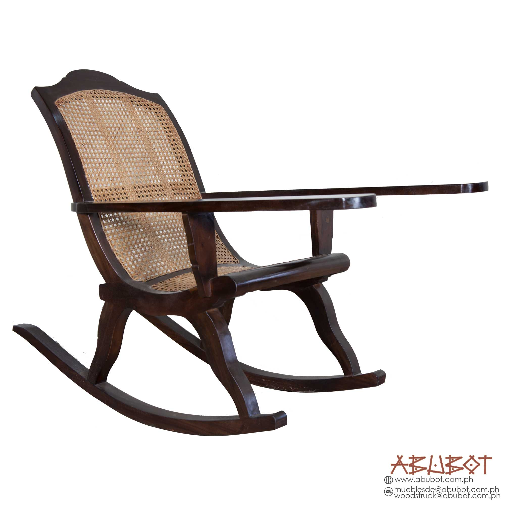 Superior Rocking Chair Soliya Back