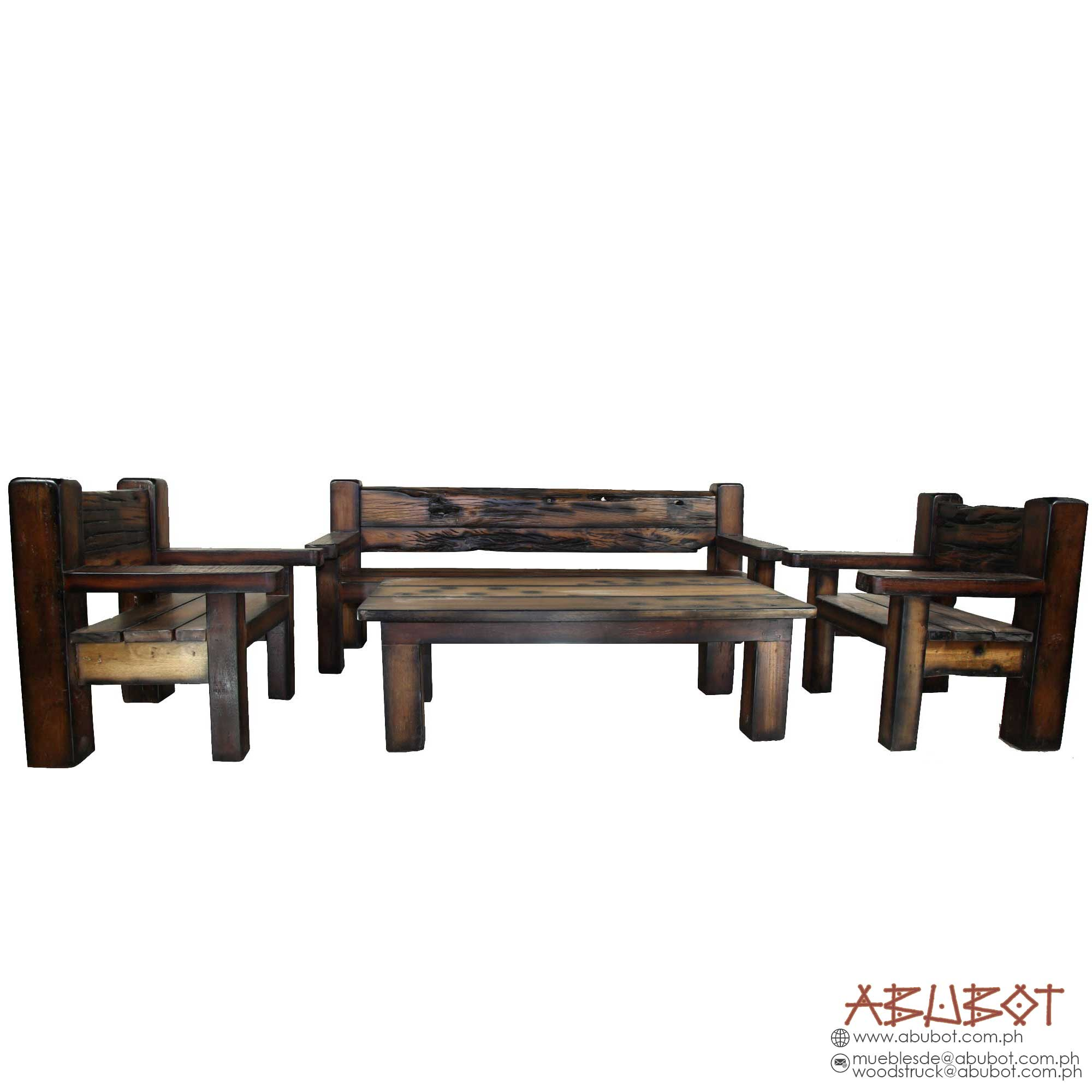 Sala Set 4 set Antique